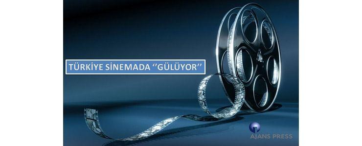 Türkiye sinemada gülüyor