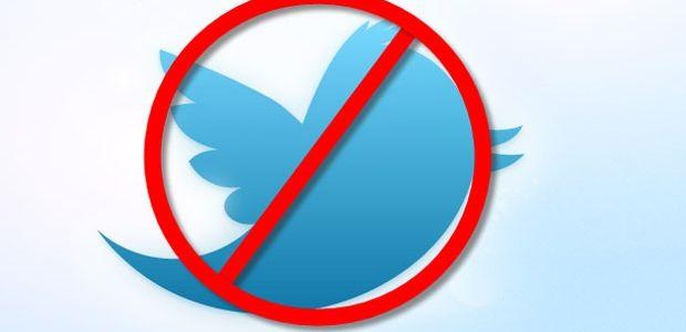 Twitter engellendi